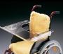 Tabuleiro Acrilico para Cadeira de Rodas